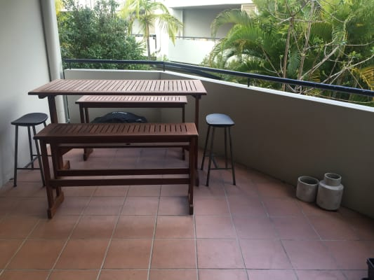 $220, Flatshare, 2 bathrooms, Newstead Terrace, Newstead QLD 4006