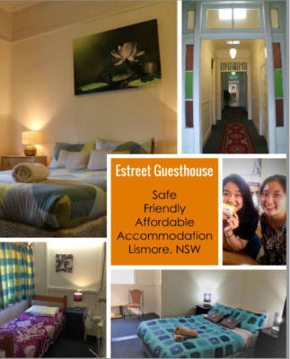 $130, Share-house, 6 bathrooms, Ewing Street, Lismore NSW 2480