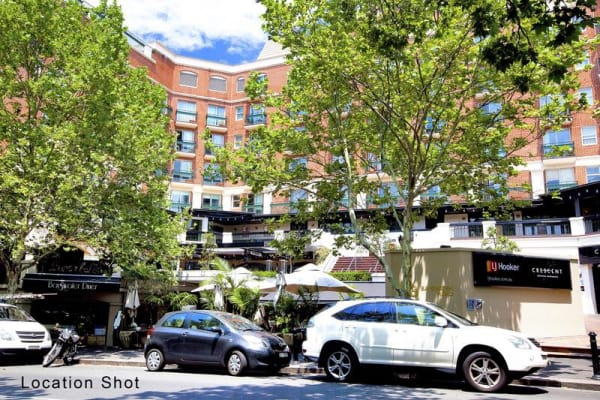$390, Studio, 1 bathroom, Bayswater Road, Potts Point NSW 2011