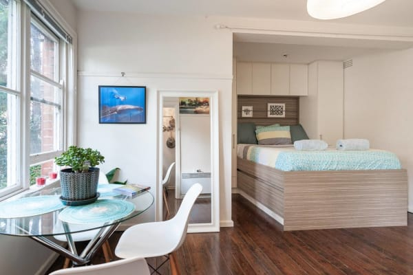 $450, Studio, 1 bathroom, Bayswater Road, Rushcutters Bay NSW 2011