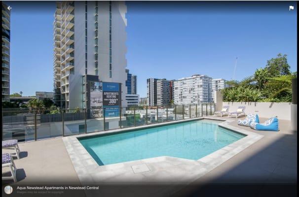 $250, Flatshare, 2 bathrooms, Stratton Street, Newstead QLD 4006