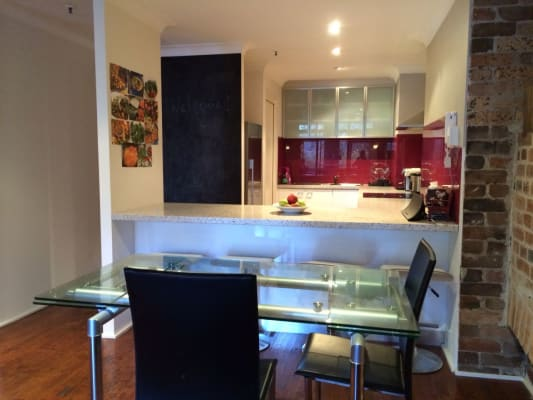 $340, Flatshare, 2 bathrooms, Blackfriars St, Chippendale NSW 2008