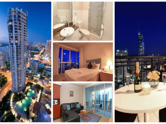 $340, Flatshare, 2 bathrooms, Ferny Ave, Surfers Paradise QLD 4217