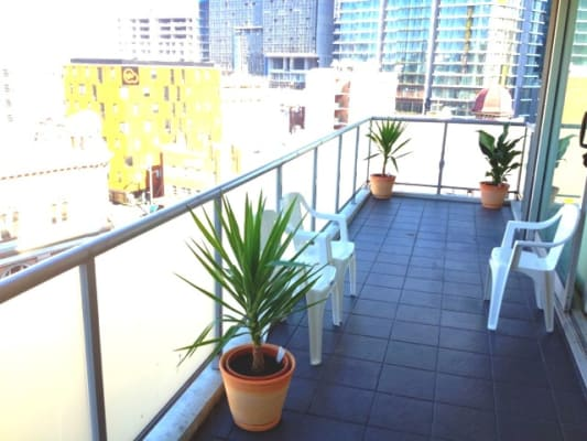 $190, Flatshare, 2 bathrooms, George Street, Sydney NSW 2000