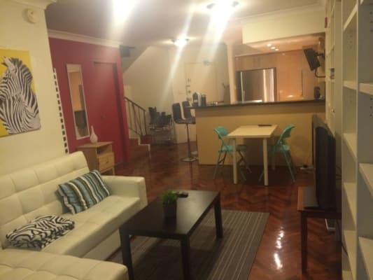 $160, Flatshare, 3 bathrooms, Harris Street, Pyrmont NSW 2009