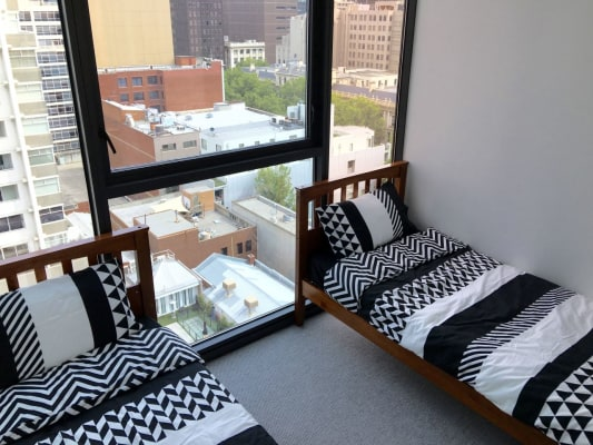 $195, Flatshare, 2 bathrooms, La Trobe, Melbourne VIC 3000