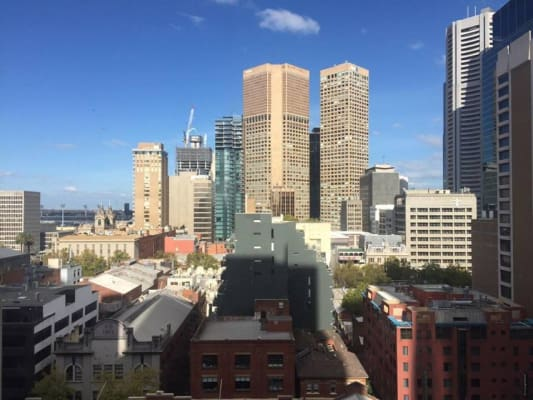$525, Flatshare, 2 bathrooms, Lonsdale Street, Melbourne VIC 3000