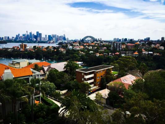 $600, Flatshare, 2 rooms, Musgrave Street, Mosman NSW 2088, Musgrave Street, Mosman NSW 2088