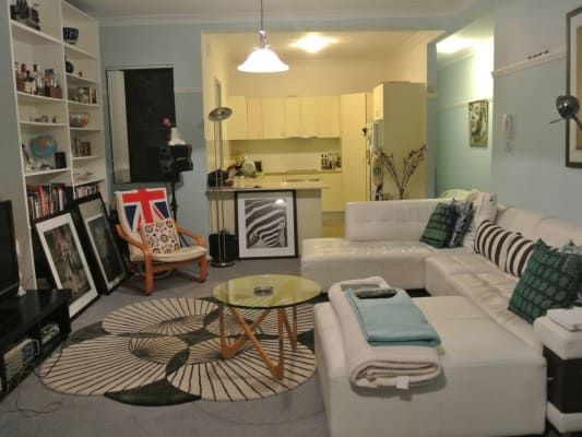$340, Flatshare, 2 bathrooms, New Beach Road, Darling Point NSW 2027