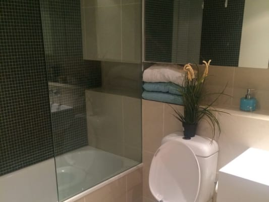 $320, Flatshare, 3 bathrooms, Queens Road, Melbourne VIC 3000