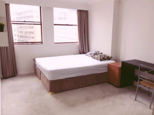 $500, Flatshare, 2 bathrooms, Sussex Street, Sydney NSW 2000