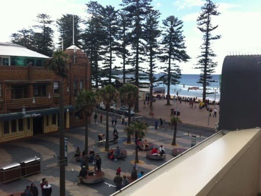 $350, Flatshare, 4 bathrooms, The Corso, Manly NSW 2095