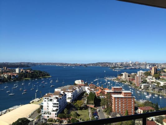 $380, Flatshare, 3 bathrooms, Whaling Road, North Sydney NSW 2060