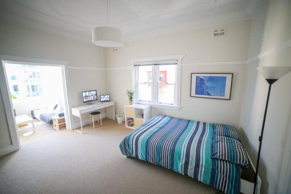 $380, Flatshare, 3 bathrooms, Lamrock Avenue, Bondi Beach NSW 2026