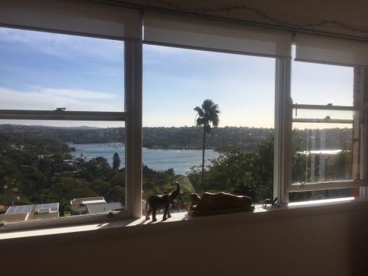 $340, Flatshare, 2 bathrooms, Hampden Street, Mosman NSW 2088