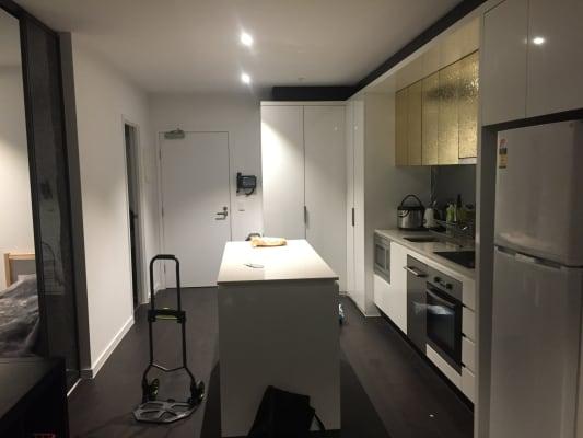 $160, Flatshare, 2 bathrooms, Rose Lane, Melbourne VIC 3000