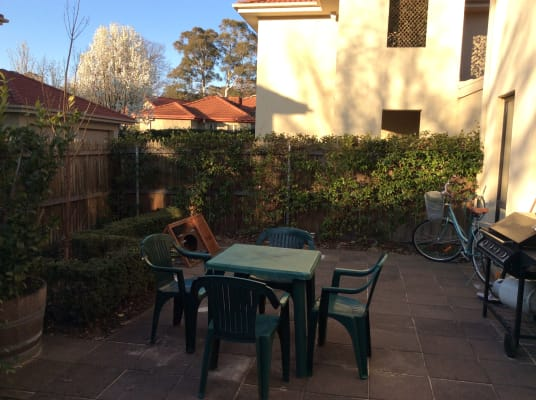 $166, Share-house, 3 bathrooms, Campbell Street, Ainslie ACT 2602