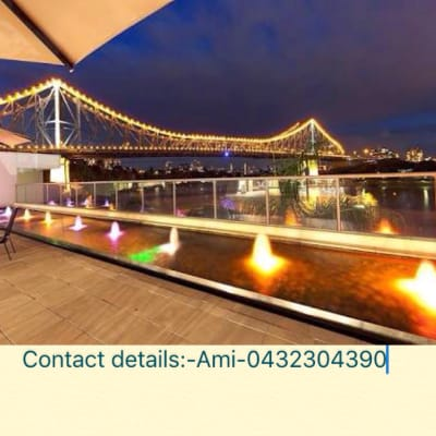 $320, Flatshare, 2 bathrooms, Boundary Street, Brisbane City QLD 4000