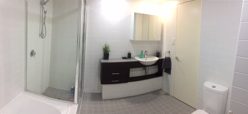 $275, Flatshare, 2 bathrooms, Prowse Street, West Perth WA 6005