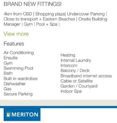 $300, Flatshare, 3 bathrooms, Broome Street, Waterloo NSW 2017
