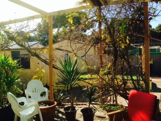 $160, Share-house, 4 bathrooms, Villiers Street East, Bassendean WA 6054