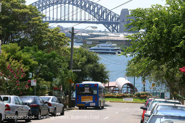 $550, Whole-property, 2 bathrooms, Johnston Street, Balmain East NSW 2041