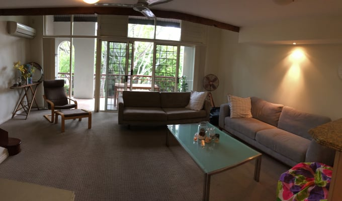 $215, Flatshare, 3 bathrooms, Sydney Street, New Farm QLD 4005