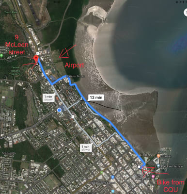 $170, Flatshare, 3 bathrooms, McLean Street, Cairns North QLD 4870