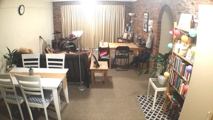 $200, Flatshare, 2 bathrooms, Sir Fred Schonell Drive, Saint Lucia QLD 4067