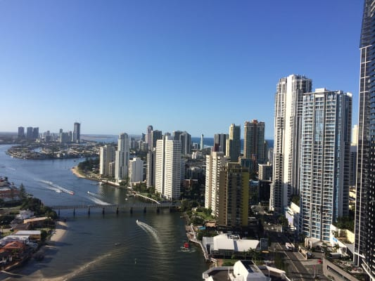$300, Flatshare, 2 bathrooms, Wahroonga Place, Surfers Paradise QLD 4217