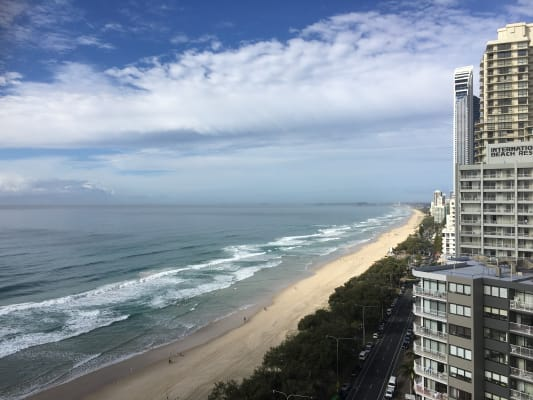 $200, Flatshare, 3 bathrooms, Staghorn Avenue, Surfers Paradise QLD 4217