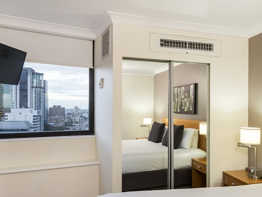 $400, Studio, 1 bathroom, North Quay, Brisbane City QLD 4000