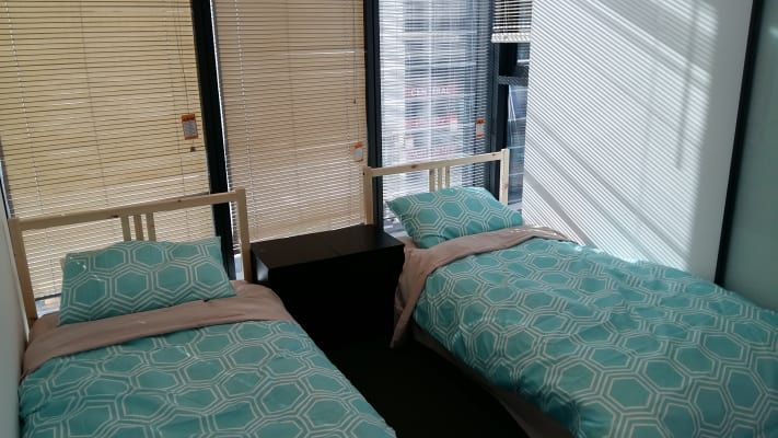 $180, Flatshare, 2 bathrooms, Lonsdale Street, Melbourne VIC 3000