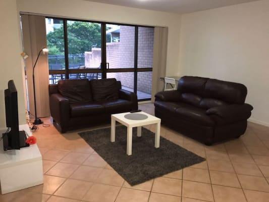 $185, Flatshare, 2 bathrooms, George Street, Brisbane City QLD 4000