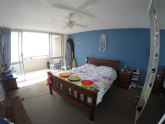 $300, Flatshare, 3 bathrooms, Esplanade, Surfers Paradise QLD 4217