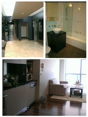 $135, Flatshare, 2 bathrooms, Collins Street, Melbourne VIC 3000