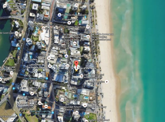 $150, Flatshare, 2 bathrooms, Orchid Avenue, Surfers Paradise QLD 4217
