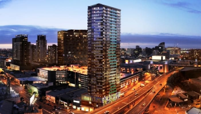 $150, Flatshare, 2 bathrooms, City Road, Southbank VIC 3006