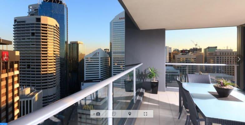 $330, Flatshare, 2 bathrooms, Queen Street, Brisbane City QLD 4000