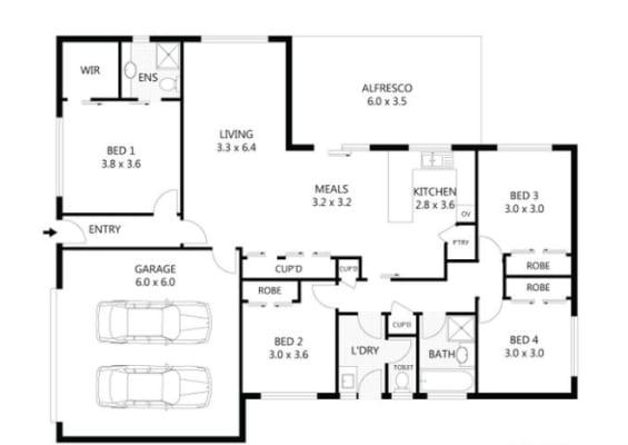 $160, Share-house, 4 bathrooms, Rankins Lane, Eaglehawk VIC 3556