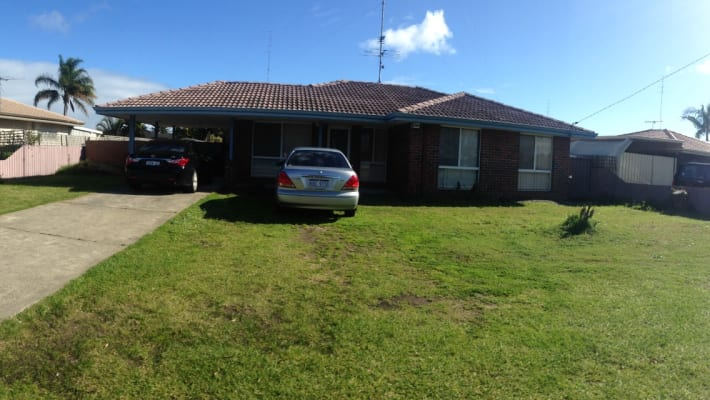 $155, Share-house, 4 bathrooms, Parade Road, South Bunbury WA 6230