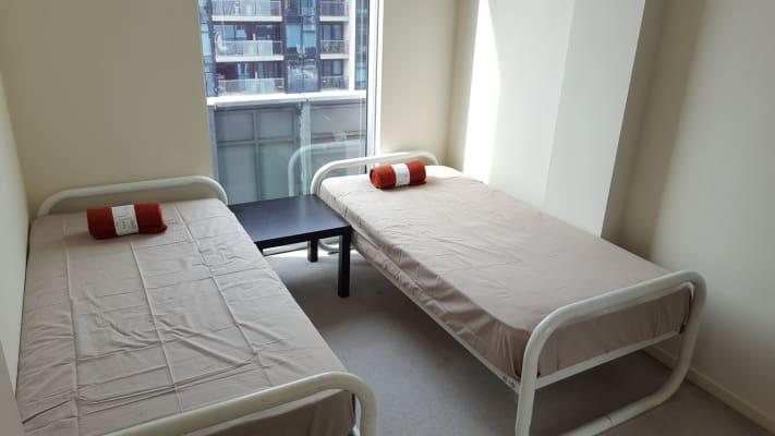$185, Flatshare, 2 bathrooms, Wills Street, Melbourne VIC 3000