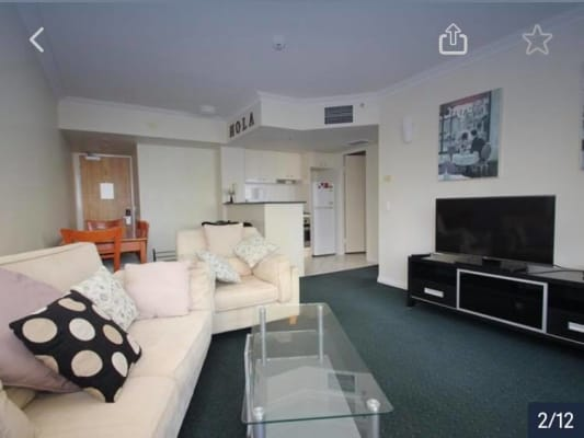 $235, Flatshare, 2 bathrooms, Queen Street, Brisbane City QLD 4000