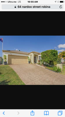 $200, Share-house, 5 bathrooms, Nardoo Street, Robina QLD 4226