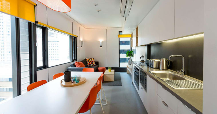 $289, Student-accommodation, 6 bathrooms, Mary Street, Brisbane City QLD 4000