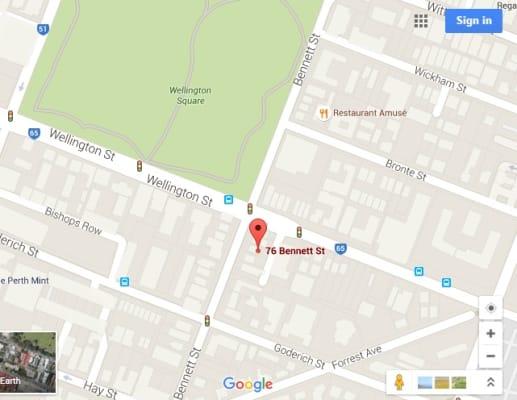 $150, Share-house, 4 bathrooms, Bennett Street, East Perth WA 6004