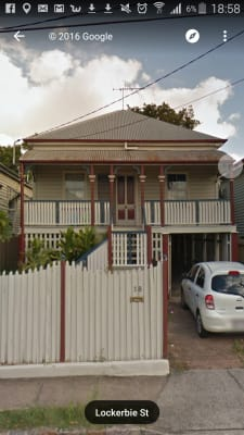 $145, Share-house, 4 bathrooms, Lockerbie Street, Kangaroo Point QLD 4169