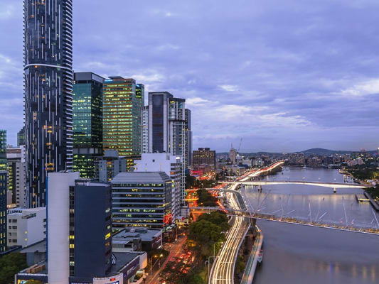 $420, Studio, 1 bathroom, North Quay, Brisbane City QLD 4000