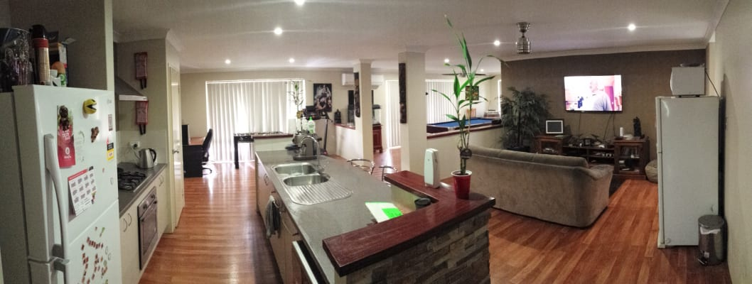 $120, Share-house, 4 bathrooms, Two Rivers Loop, Ellenbrook WA 6069