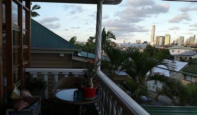 $225, Share-house, 3 bathrooms, Paris Street, West End QLD 4101